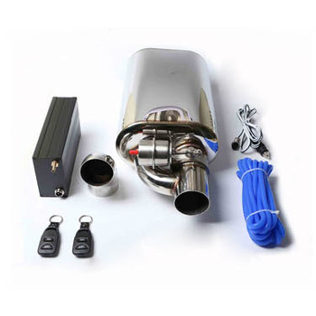 GRWA Hot Sale High Performance valved exhaust muffler