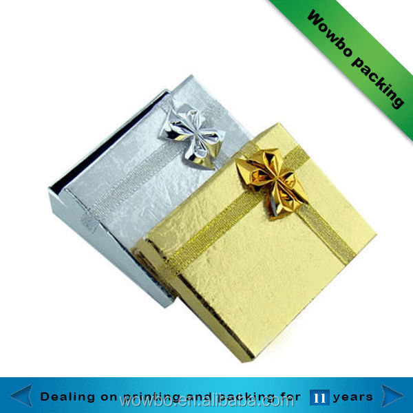 Colorful neck tie paper gift box /top quality gift paper box