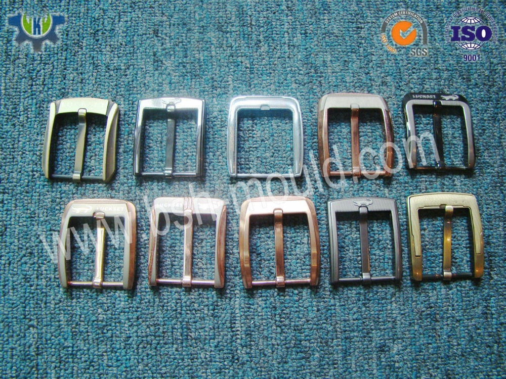 Custom zinc alloy die casting simple belt buckle hardware
