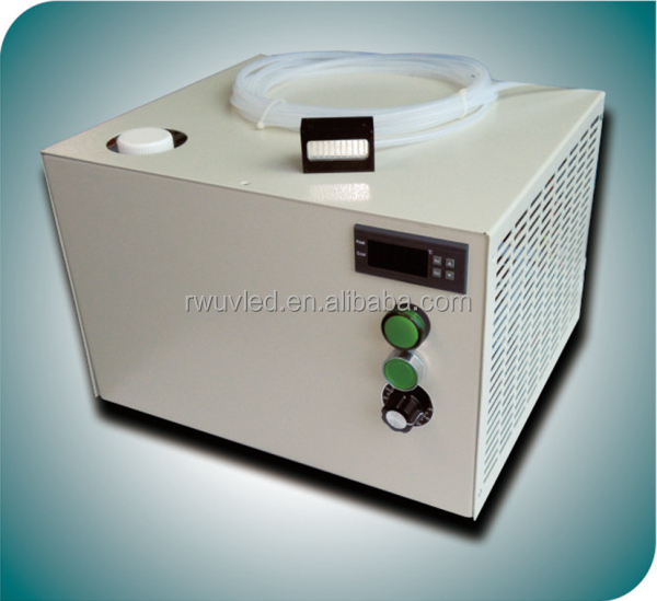 35mm UV LED area curing system for digital printer