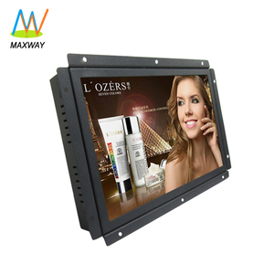 China Shenzhen Supplier 10 Inch Hd Sdi Monitor With 12V Dc Input