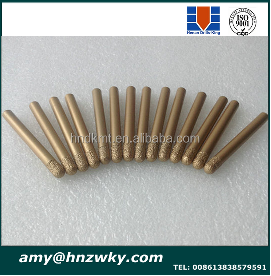 8*8*20 3D Diamond Tools/ Carving Bits/Stone Engraving Tools/Router Bits Cutters/ Lettering,Relief/,Line Oon Marble Machine