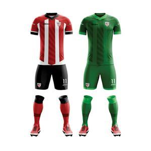 ea57706c8 custom team wear club football shirt soccer uniform sets soccer jersey with  short sleeves