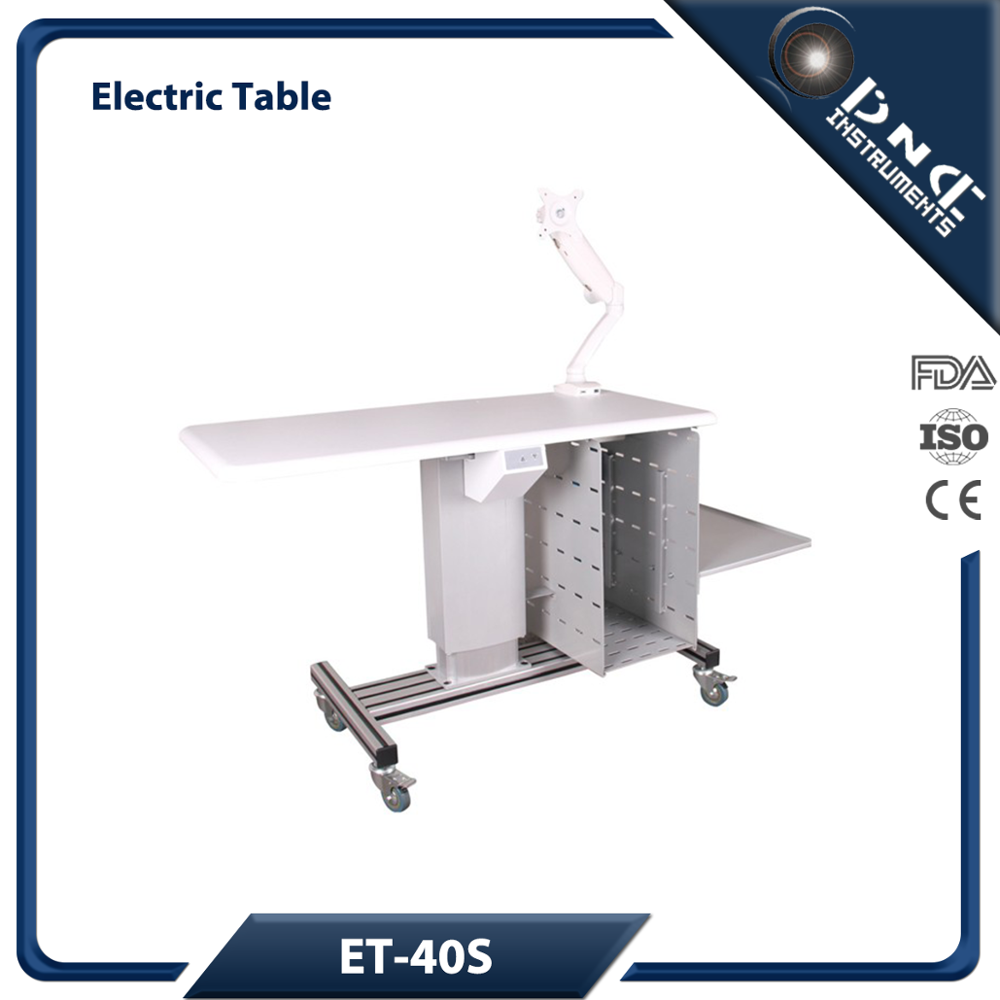 Electric Table Motorized table for ophthalmic unit ET-40S
