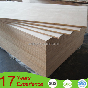 Best price 3.6mm 4x8ft Hardwood Faced Plywood/commercial plywood sale to India
