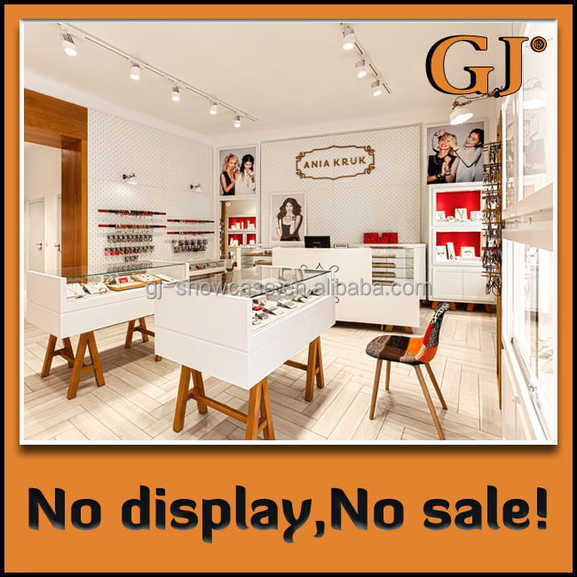 High Quality Jewelry Trade Show Jewellery Showroom Counter Design ...