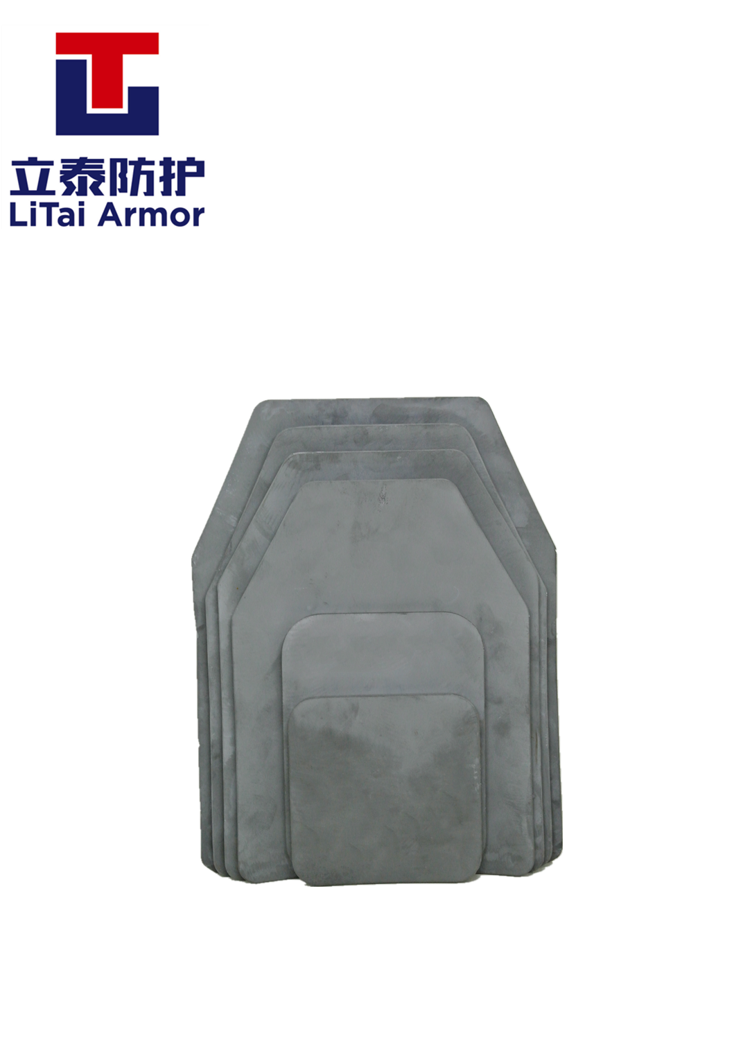 Bulletproof ESAPI SIDE PLATE  Monolithic Silicon Carbide Ceramic