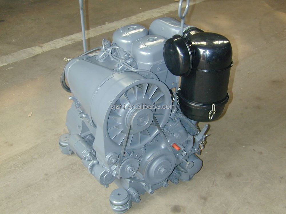 F2l511 deutz 2 cylinder 4 stroke diesel engine for sale for Deutz motor for sale