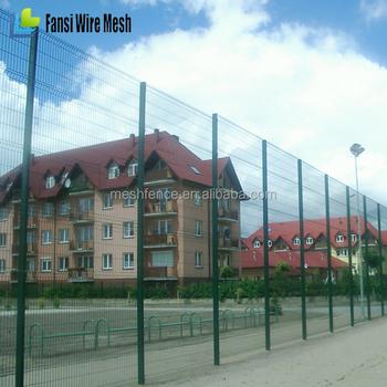 China Billig Direkten Preis Clear Panel Zaunfelder Doppelte ...