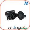 electrical extension plug and socket / EV plug and socket