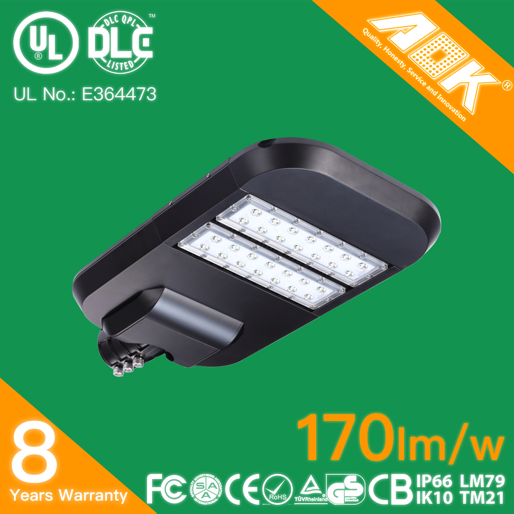 power energy 100w integrated solar led street light