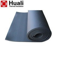 Soft foam heat insulation material black rubber foam polyurethane foam insulation rolls/sheets price