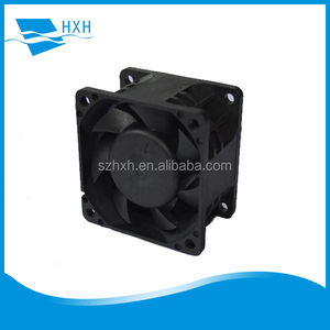 60mm 6cm 2 inch 12v high humidity temperature computer cooling fan