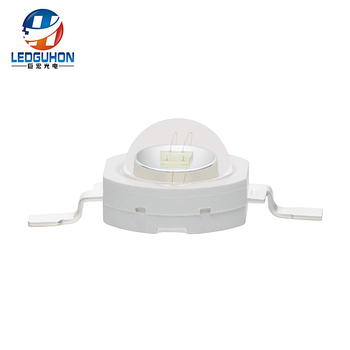 CE RoHS Certification 520NM 530NM 1W 3W Green LED Lights