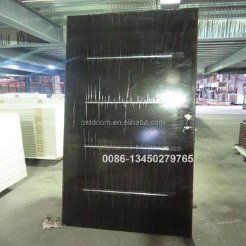6 американская панель стальная дверь белого цветаамериканский стандарт двери стали для нигерии Buy американские стальные двери сделаны в