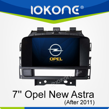 7'' Special for opel astra lcd screen car radio with gps navigation