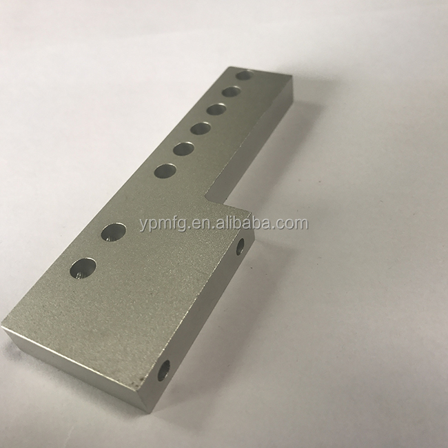 one pc customized high precision CNC milling aluminum parts