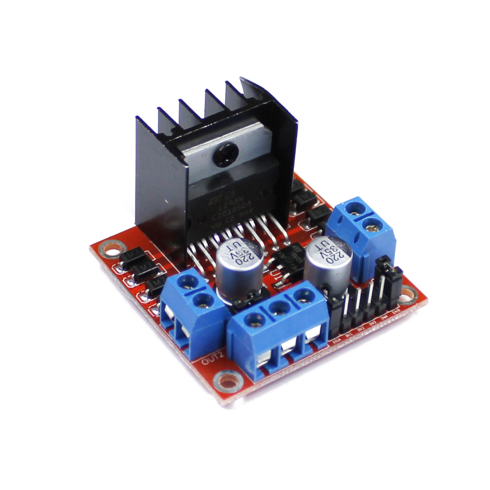 High Quality Module L298 Driver Module imported chips
