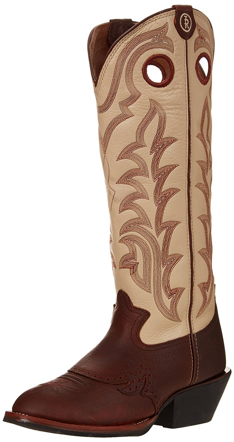 Tony Lama Boots Men's Maverick RR1013 Western Boot