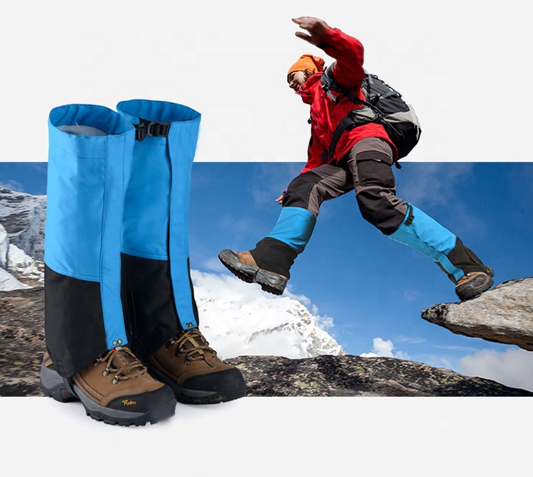 VUINO Snow Hiking Waterproof Protective Ski leg gaiters