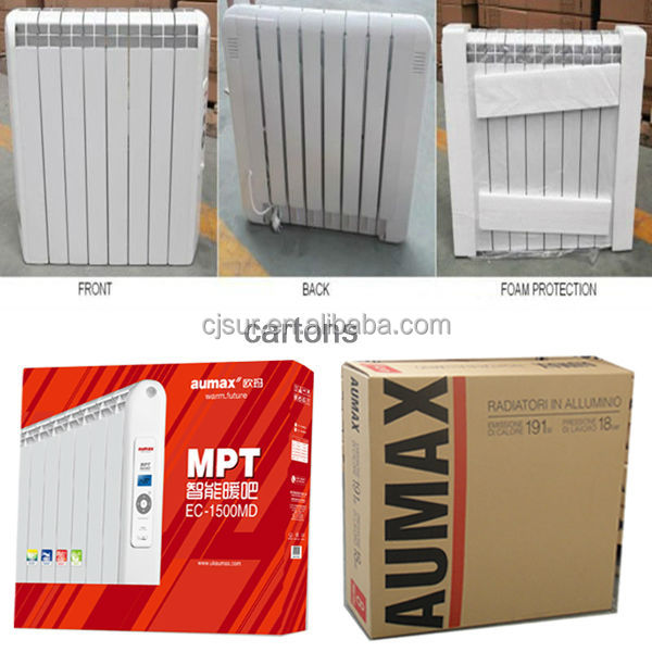 Home Appliance Room Heater Electric Radiator Steel Panel
