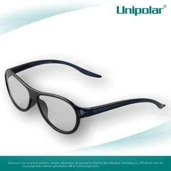 Plastic 3d glasses for TVS,2015 new 3d glasses