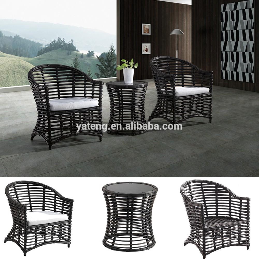 Chairs Wicker Rattan Patio Furniture