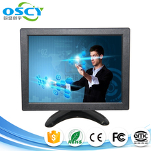 High Quali 10 inch Square Screen 1024*768 Computer LCD Monitor With A+ Panel