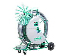 Lifa Speciale Reiniger 25 Multi, Air Duct Cleaning Borstelen Machine, Roterende As <span class=keywords><strong>Reinigingsapparatuur</strong></span>, SC25