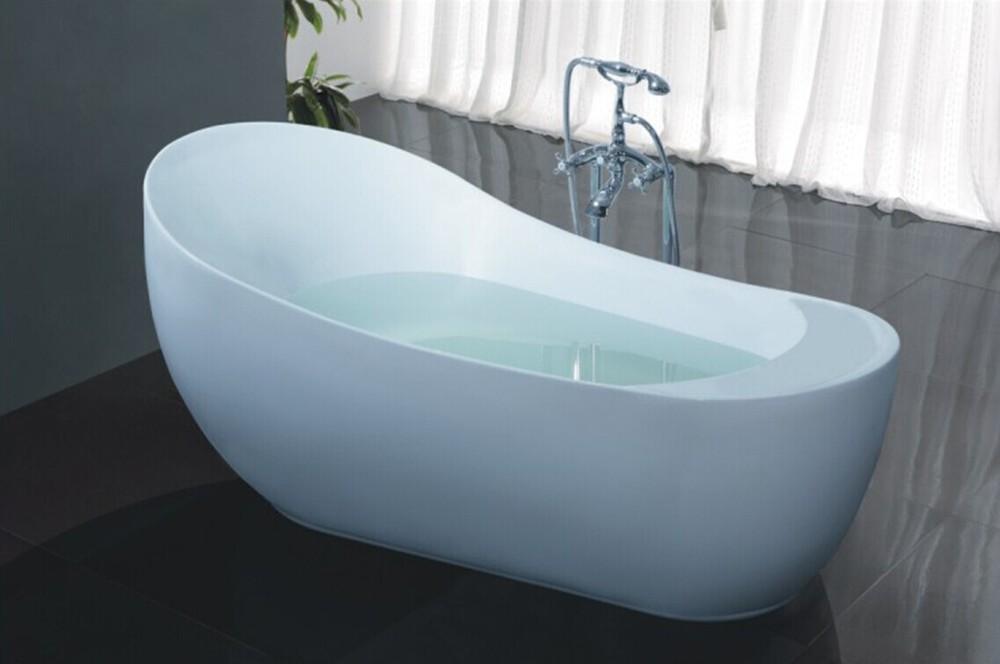 Freestanding bathtubs india/shower soaking bathtub/egg shaped bathtub