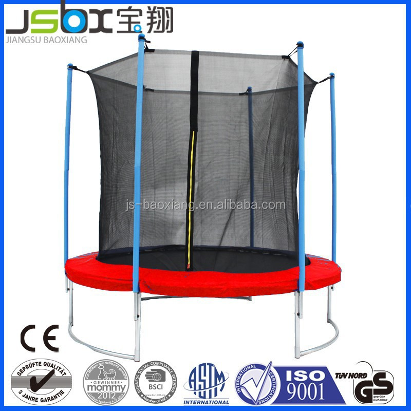 14FT Professional Single Bungee Trampoline Tent for Sale SX-FT(E)