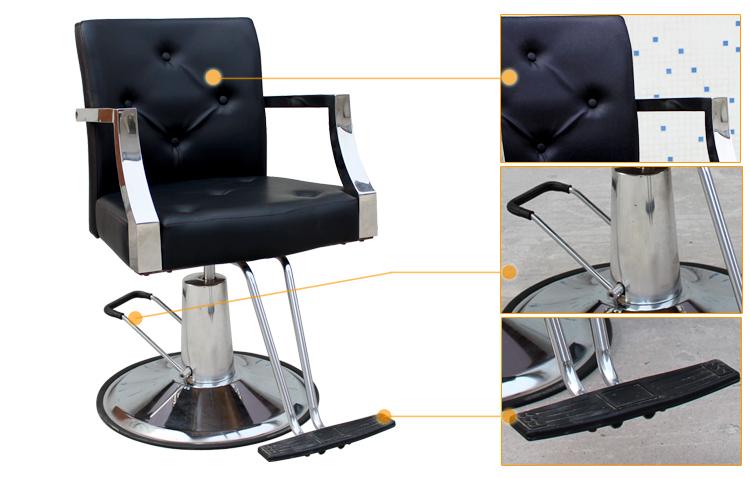 Parrucchiere attrezzature vendita sedia da barbiere a buon mercato