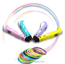 3D Printing Pen Drawing pen doodler For Kids Gift Printer ABS/PLA Filament wire
