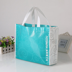 Promotion Gift Non Woven Bags Women Handbags Non-Woven Bottle Bag