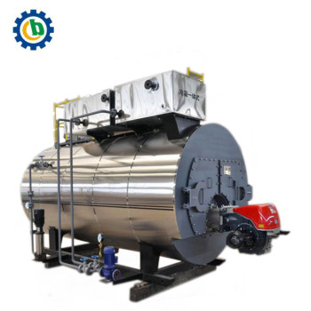 Automatic Plc Control Oil Gas Fired Steam Boiler For Heating - Buy ...