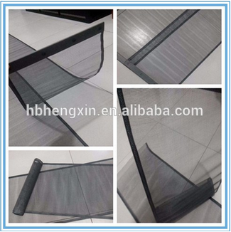 Electric Balcony Aluminium Louvre Window Screen