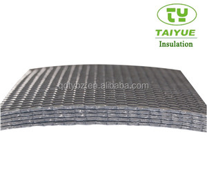 Thermal Reflective Foil Bubble Insulation Tiles And Building Material