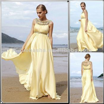 Aphrodice Golden Greek,style Evening Dress , Buy Evening Dress,Sexy Back  Open Evening Dress,Evening Gown Product on Alibaba.com