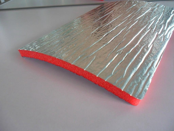 Aluminum Foil Xpe Heat Resistant Foam Insulation Buy
