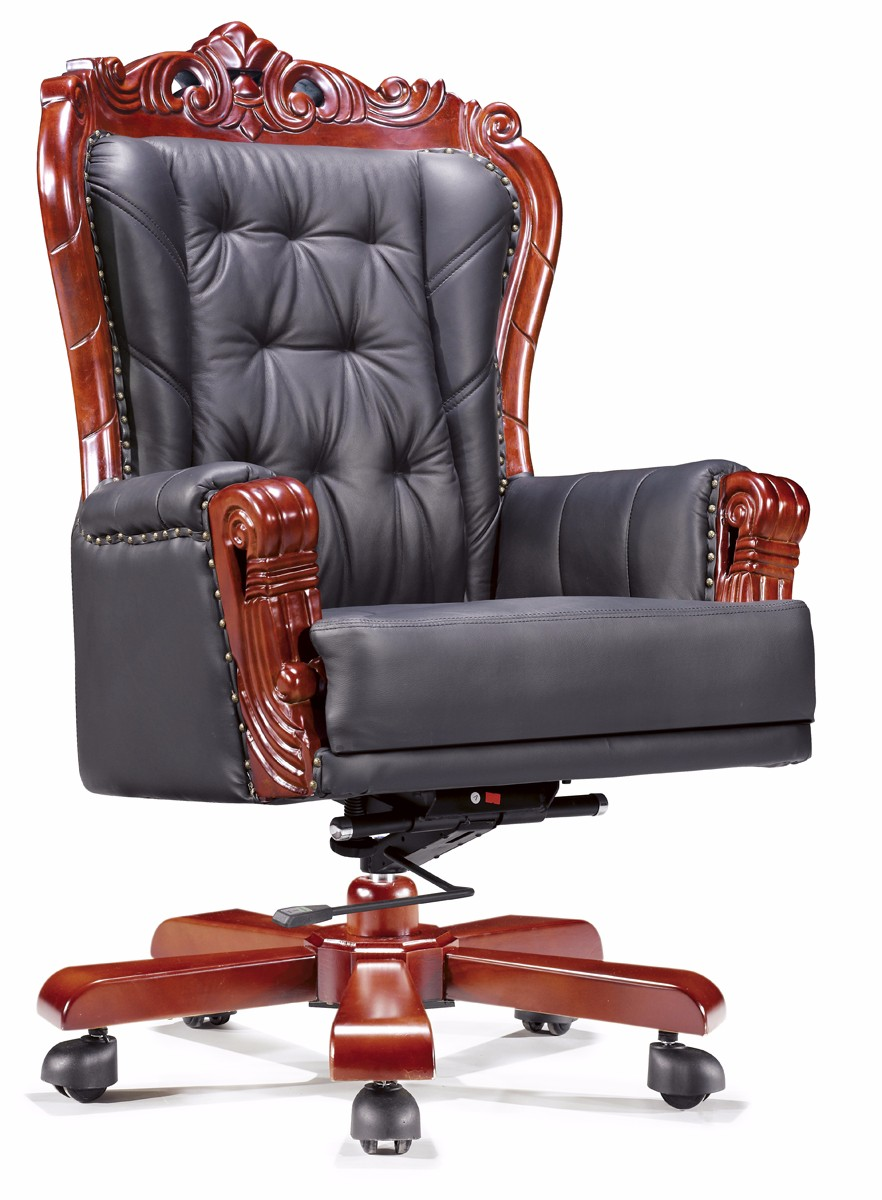Europe Style Office Executive Chair King Throne Chair ...