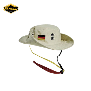 4f1bdbc3f25 Germany beer brand bucket hat   fishing hat for promotion in cheap price