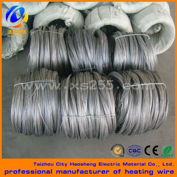 leader in heating wire, nichrome wire