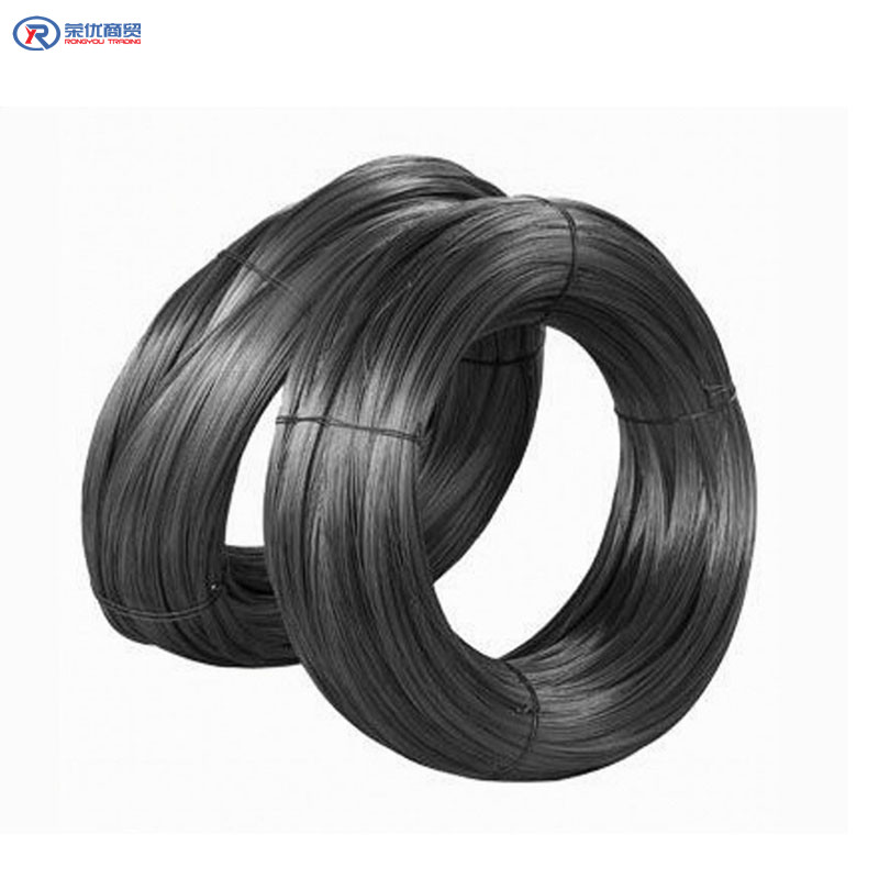 Strict Quality black annealed iron wire with low price