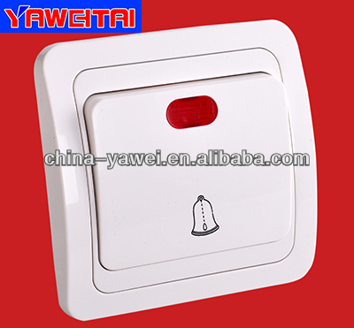 1 gang door bell wall switch with indicator/switch mode power supply