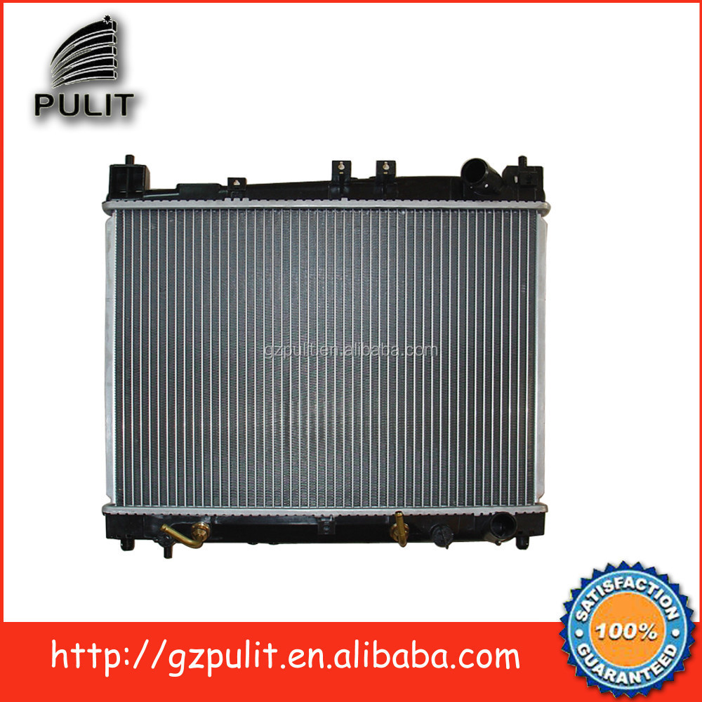 Auto radiator for TOYOTA PROBOX NCP50 2NZ-FE 16400-21070 engine cooling car radiator