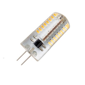 Summer Promotion item 3W G4 Silicon Dimmable LED Lamp 12v