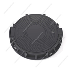 Bs En124 Sanitary Sewer Round Manhole Cover of SMC Composite Material