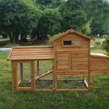 Wooden Poultry House Hens House and chicken coops