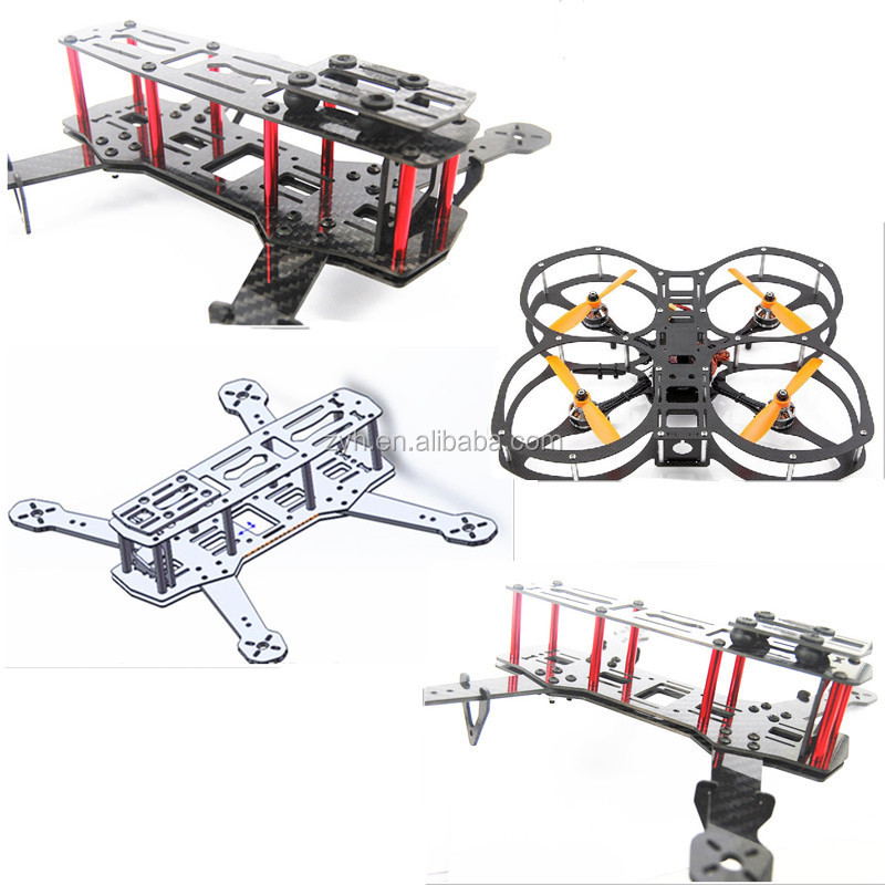 China Supplier Provide The Custom Made Carbon Fiber Drone Parts ...