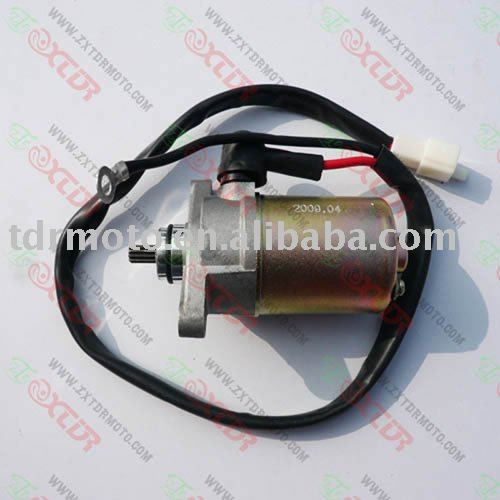 Motorcycle Start Motor for GY6 50cc/Scooter Parts
